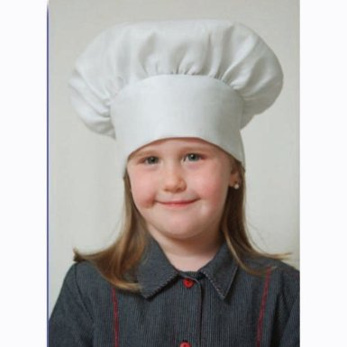 Kids chef hats for cooking