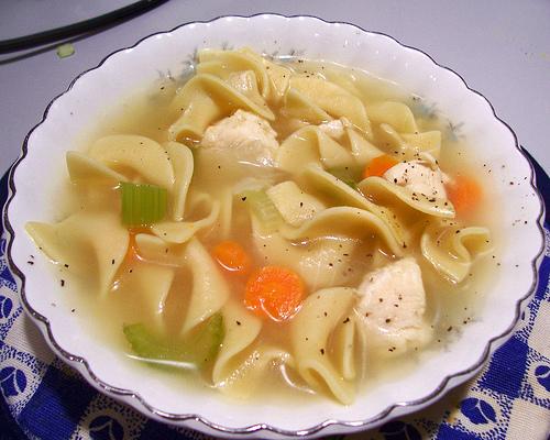 Chicken Noodle Soup Recipe For Kids Chicken Noodle Soup
