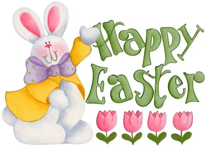 Happy Easter 2012 May The Bunny Bring You Lots Of Chocolates