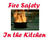 Fire Safety in the Kitchen