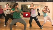 Hip hop crusher online hip hop dance lessons