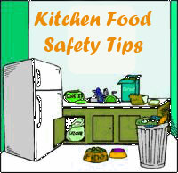Kitchen Food Safety Tips for kids