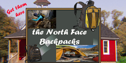 North Face Recon Backpacks