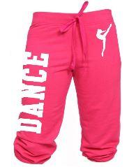 Dance Capri Pants for Girls