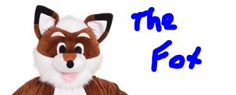 The fox song halloween mask