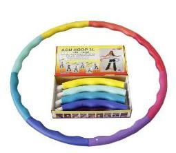 Workout hula hoop